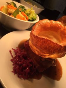 Sunday Roast at Harbour Lights